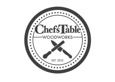 Chef's Table Woodworks Logo