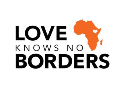 Love Knows No Borders Tshirt