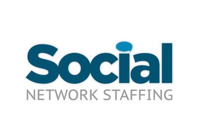 Social Network Staffing Logo