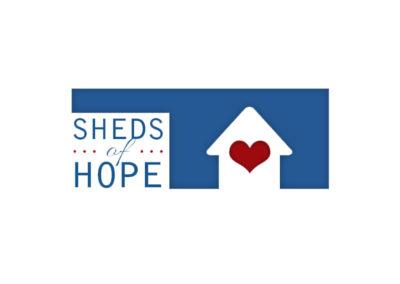 Sheds of Hope Logo